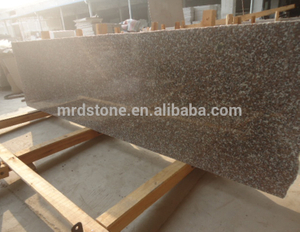 Wholesale Polished Countertops G639 China Red Granite Slab