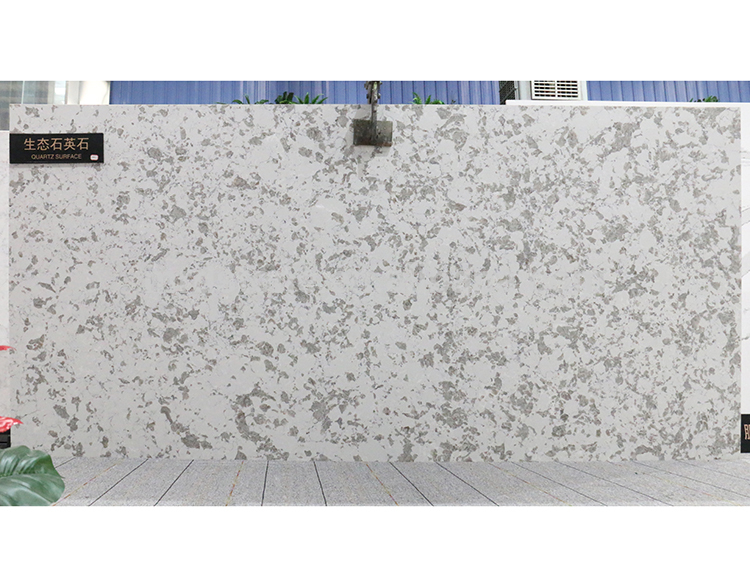 High Quality 100% Export Standard SGS Certified Kashmir White Quartz Slabs