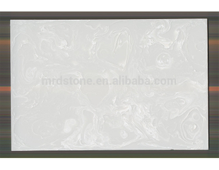 ISO9001 Approved Cad-Drawing Team China Artificial White Onyx Stone