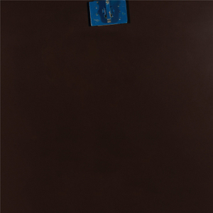 Factory Direct Pure Series Dark Brown Quartz Stone For Vanity Top
