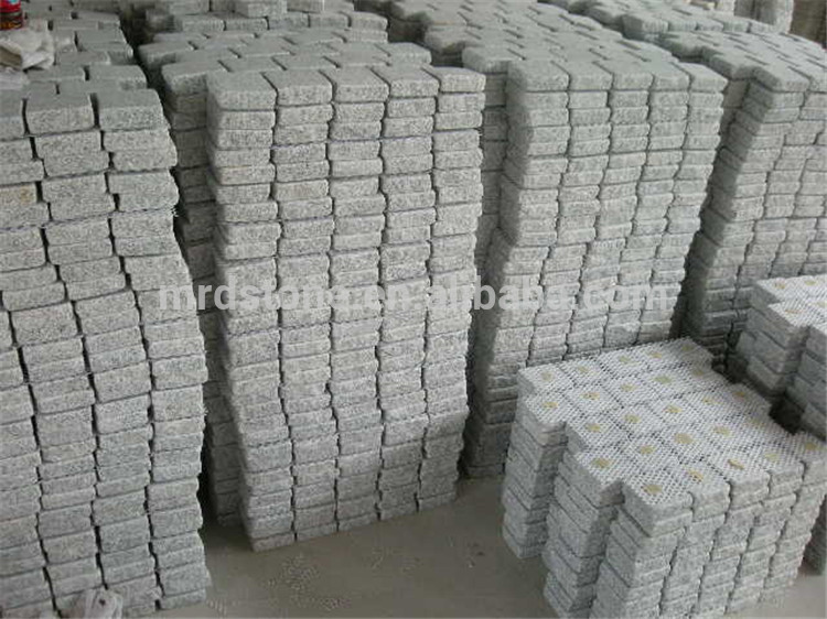 Great quality concrete granite hotel garden paving stone for sale