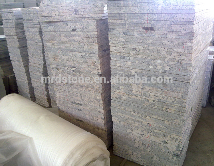 Wholesale Polished Natural Multicolor Red Granite Tiles For Living Room