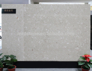 Factory Directly Crystal Light Grey Artificial Marble Stone