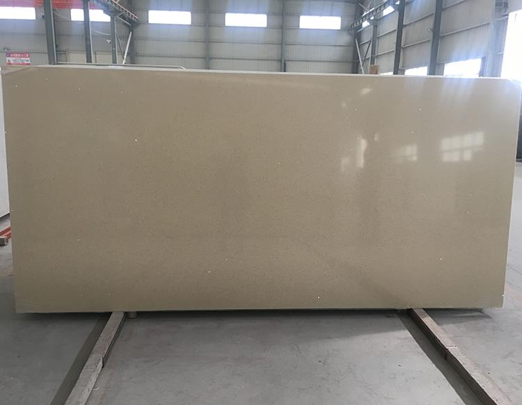 100% Export Standard Best Quality Design Yellow Quartz Slab Stone Raw Quartz Price