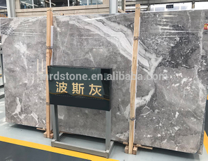 Cheap Price China Nature Light Sunny Grey Marble