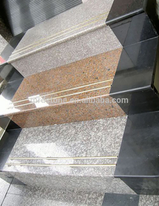 Wholesales China Outdoor Stone Steps Risers Granite Stairs