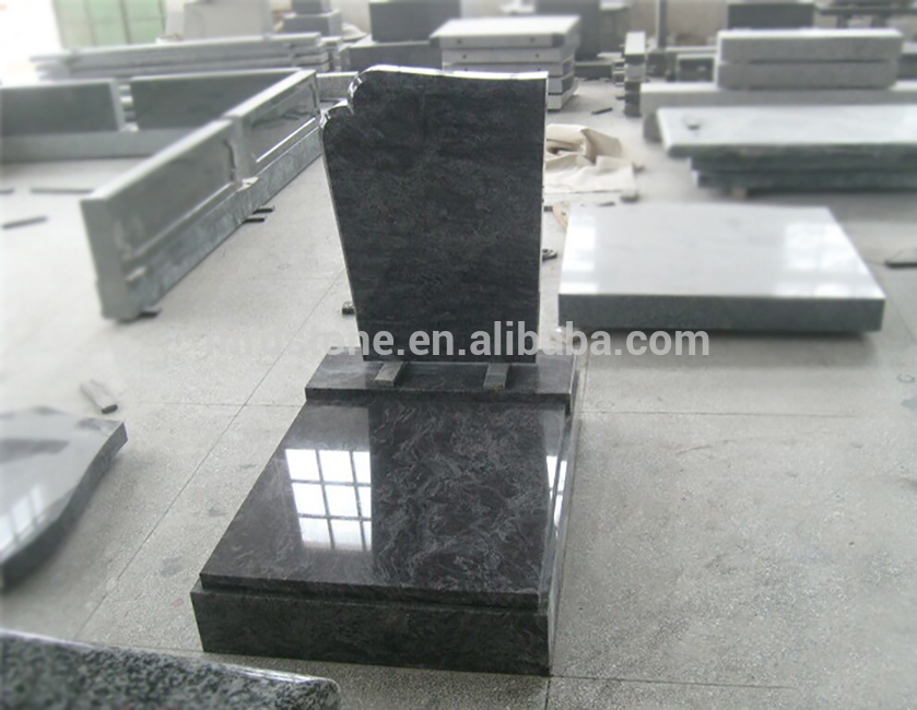 Unique Natural Stone monument Orion granite tombstone