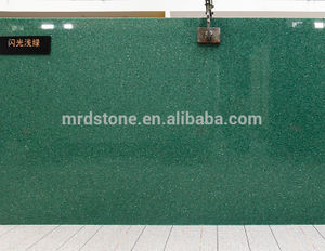 Factory Price SGS Approved Sparkle Crystal Green Quartz