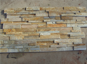 Natural Cultural Stone for Background Wall or Garden Wall