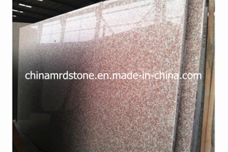 Promotional G687 Peach Red Granite for Flooring or Step