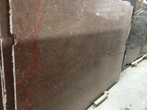 Polished Slabs for China Red Marble