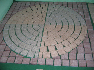 Natural Granite Paving Stone for Landscape