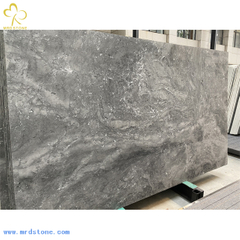 China Popular New Fashion Natural Quartz Stone Slabs for Kitchen