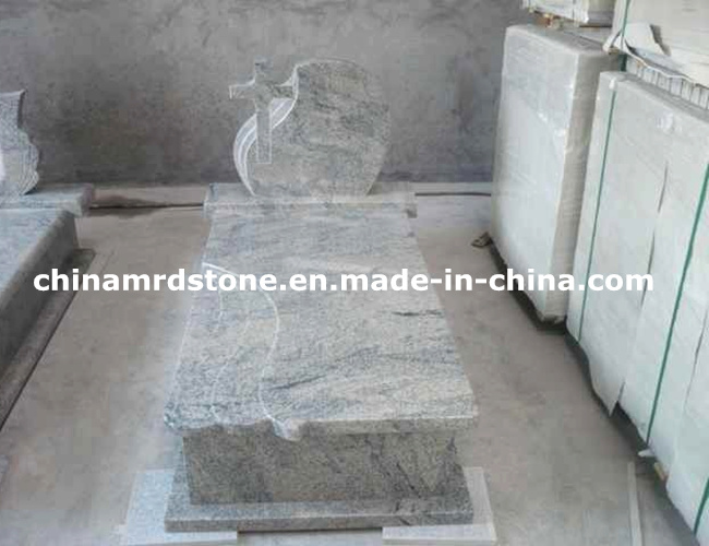 New Juparana Granite Stone Monument for Poland Market