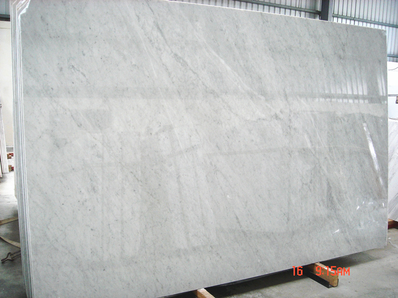 Overstock Italian Carrara White Marble with Low Price