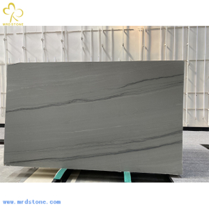 Lower price Calacatta Natural Quartz Stone Slab For Indoor Decoration