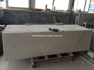 China Ming Gold Granite Vanity Top for Countertop
