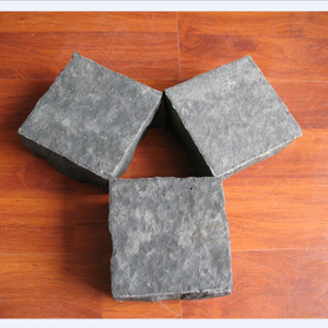 Black Cube Black Paving Stone for Germany Market