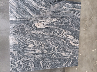 China Juparana Granite Tiles From Wuhan