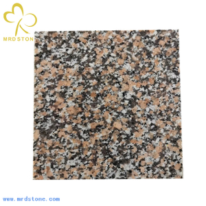 Wholesale China Ivory red Polished Granite Slab