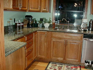 Discount Prefab Granite Stone Vanity Top/Countertops for Kitchen