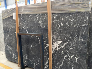 Marble Nero Marquina for Construction Material