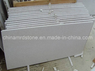 Pearl White Granite Tile for Flooring or Wall Cladding