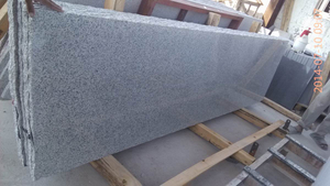 Natural Granite G603 Small Slabs for Decoration