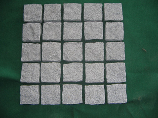 Construction Material G603 Cube Stone for Floor Paver