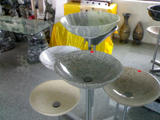 Popular Granite Stone Wash Bowl with Low Price